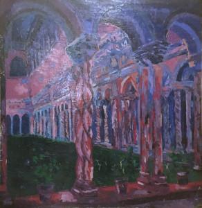 Gianpistone – Chiostro di San Giovanni