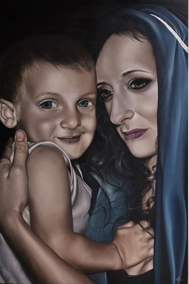 Maria Agozzino –  Guardami negli occhi