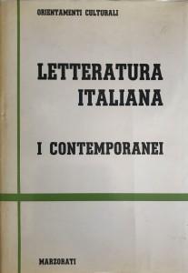Letteratura Italiana – Marzorati
