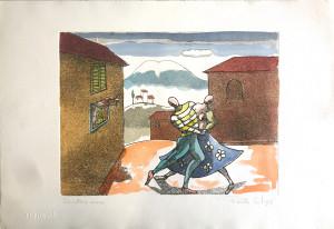 Paolo Scheggi – Le ballanti