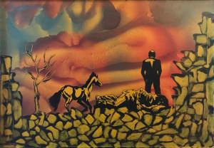 Basilio Chalkidiotis – Uomini e cavalli