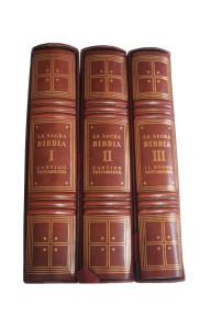 La sacra Bibbia – Bolis Bergamo editore