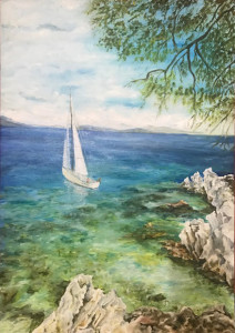 Pasqualina De Castris – Vista sul Mare