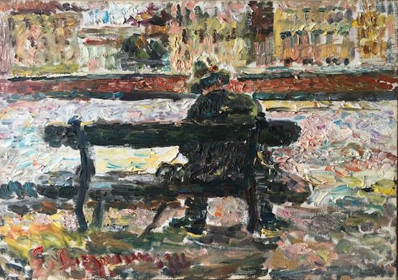 Guido Borgianni – La panchina