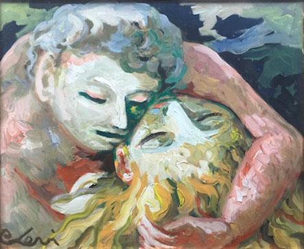 Carlo Levi – Abbraccio