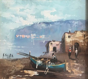 G. Cappelletti – Paesaggio