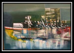 Evelina Marinangeli – La nave