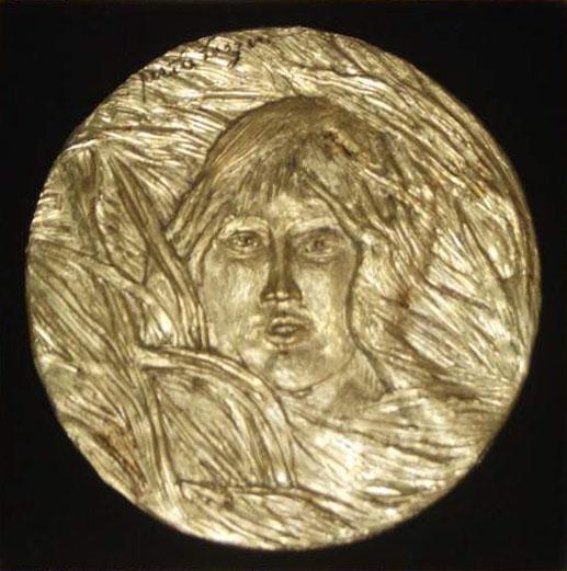 Pericle Fazzini – Donna nella tempesta