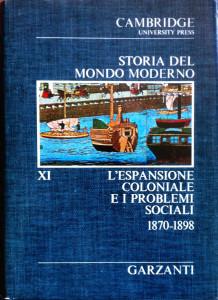 Storia del mondo moderno – Garzanti editore