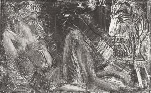 Pablo Picasso – Homme et Femme