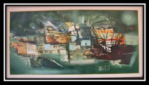 Evelina Marinangeli – Il porto