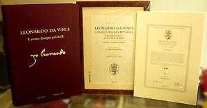 Leonardo da Vinci – I cento disegni più belli – Giunti-Treccani