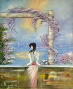 Gianni Bignami – Vista sul mare