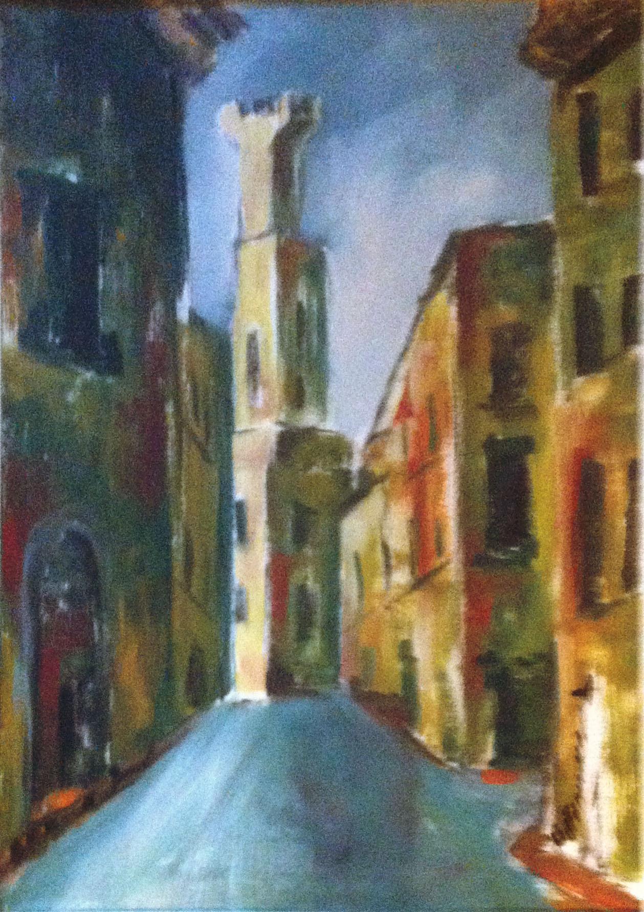 Gianfranco Autunnali – Senza titolo