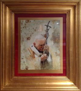 Elvio Marchionni – Papa Giovanni Paolo II