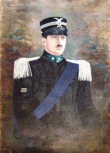 B. Atina – Ritratto di ufficiale
