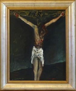 Antonio Manzoni – Cristo crocifisso