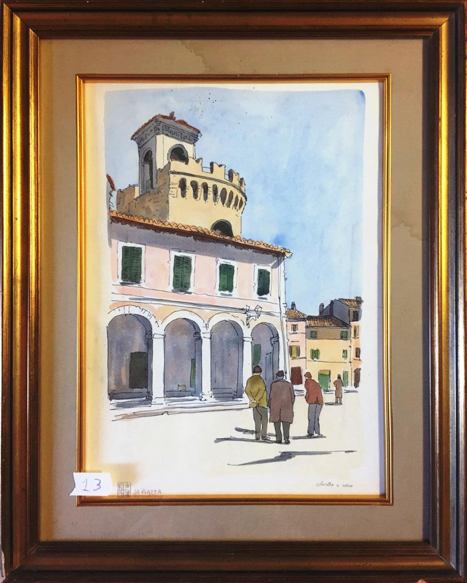 Aldo Riso – La piazza
