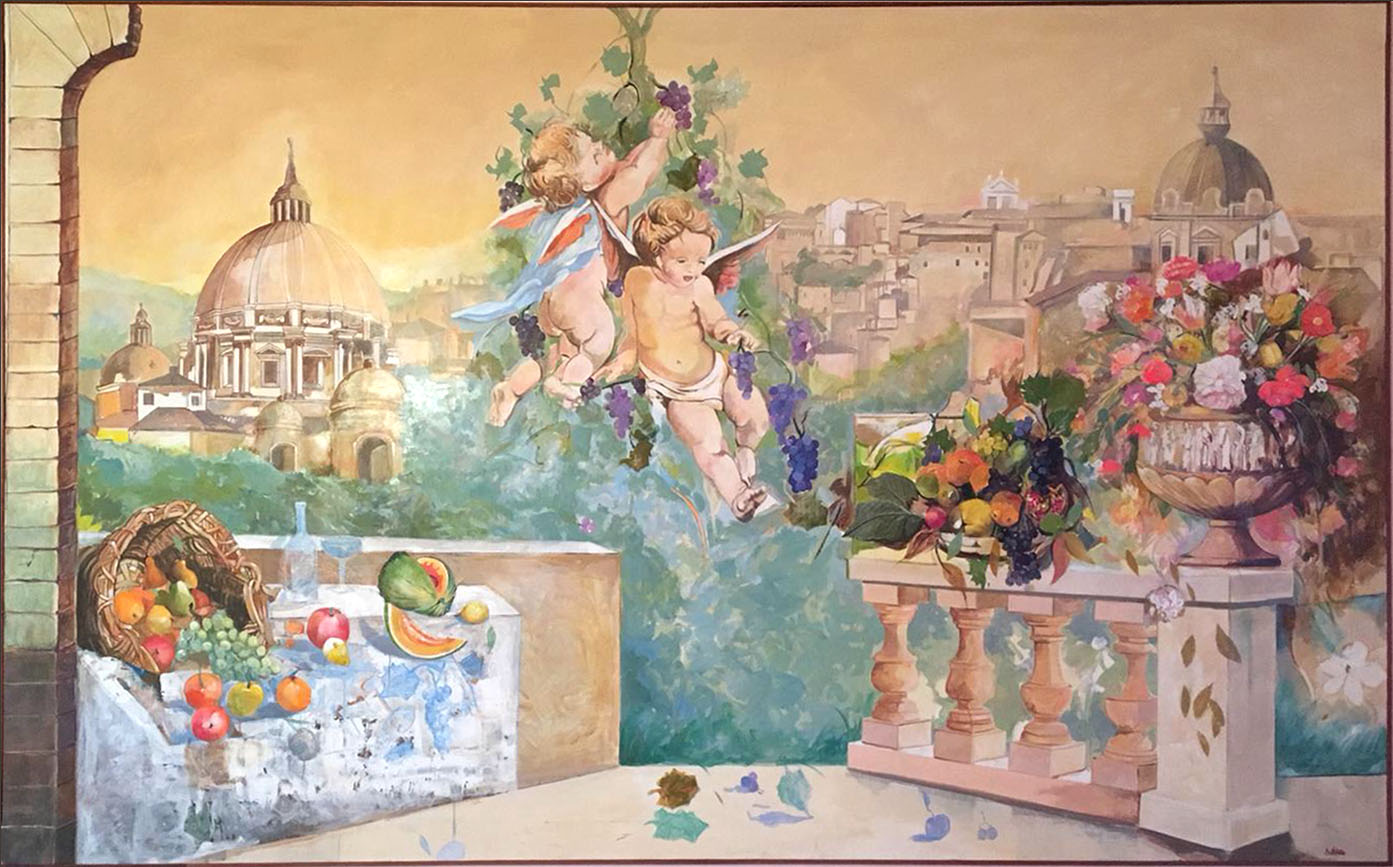 Gabriele De Stefano – Paesaggio