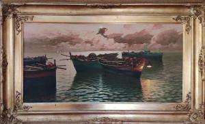 Simone Colucci – Paesaggio marino