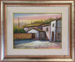 Angelo Manini – Paesaggio