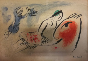Marc Chagall – Senza titolo