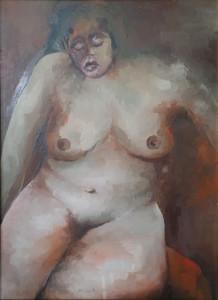 Mariano Imperatori – Nudo di donna