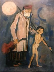 Trento Longaretti – Il vecchio e il bambino
