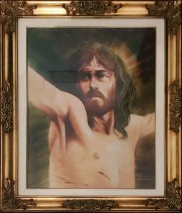 Scuola di Pietro Annigoni – Cristo