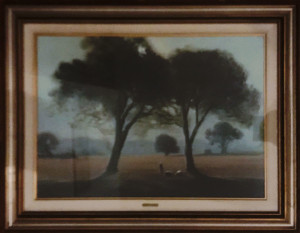 Antonio Fontanesi – Paesaggio