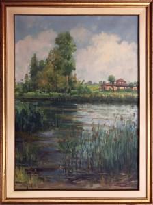 Gianfranco Campestrini – Lungo il fiume