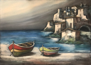 Gisella Macaro – Marina calabrese