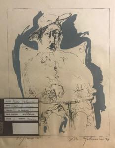 Gelmini – Ritratto in costume