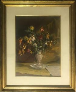 Enzo Bonetti – Vaso di fiori