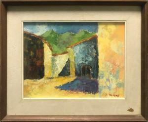 Pietro Vanni – Paesaggio