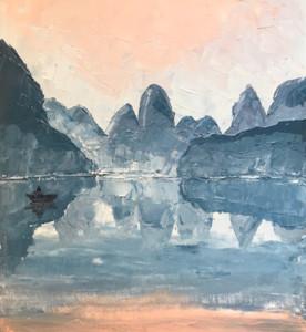 Olga Repeti – Guilin china