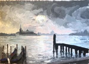 Olga Repeti – Venecia