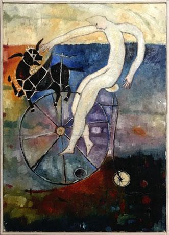 Andrea Neri – Il ciclista bianco