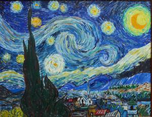 Paolo Costagli – Copia Notte stellata