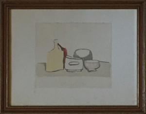 Giorgio Morandi – Natura morta
