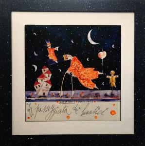 Francesco Musante – La passeggiata dei lunatici