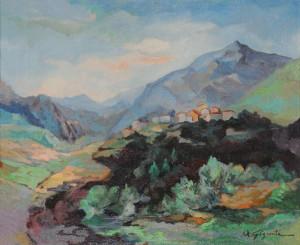 Antonio Gigante – Paesaggio