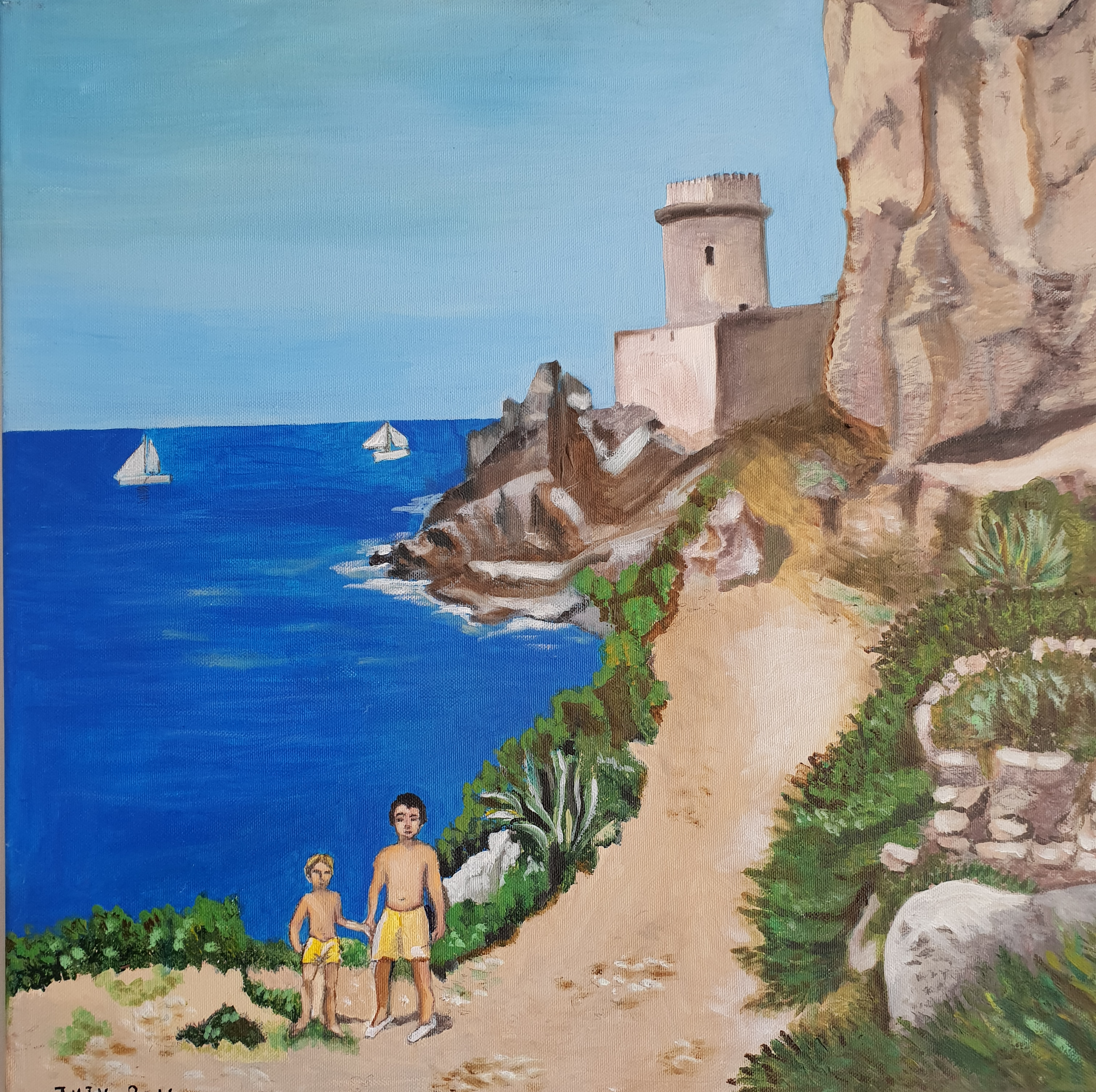 Giuliana Casi – Stessa spiaggia stesso mare