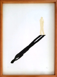 Mario Ceroli – Uomo