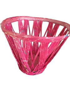 Giuseppina Incani – Cestino rosa