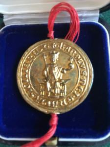 Filippo II Re di Spagna – Archivio segreto vaticano