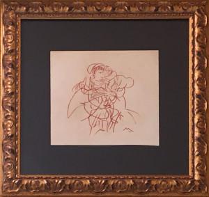 Amedeo Modigliani – Senza titolo