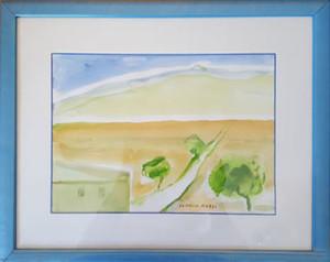 Ilario Rossi – Alberi e colline
