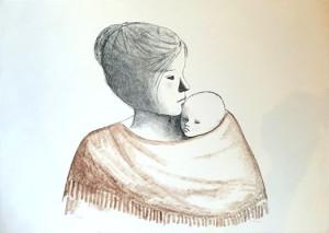 Xavier Bueno – Maternità
