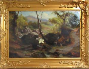 Edward Henry Holder – Paesaggio